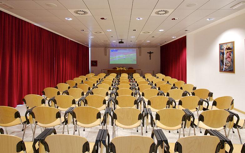 Entrata sala conferenze