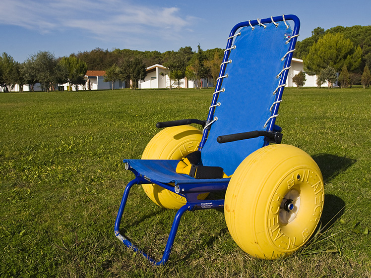 equipment for the disabled