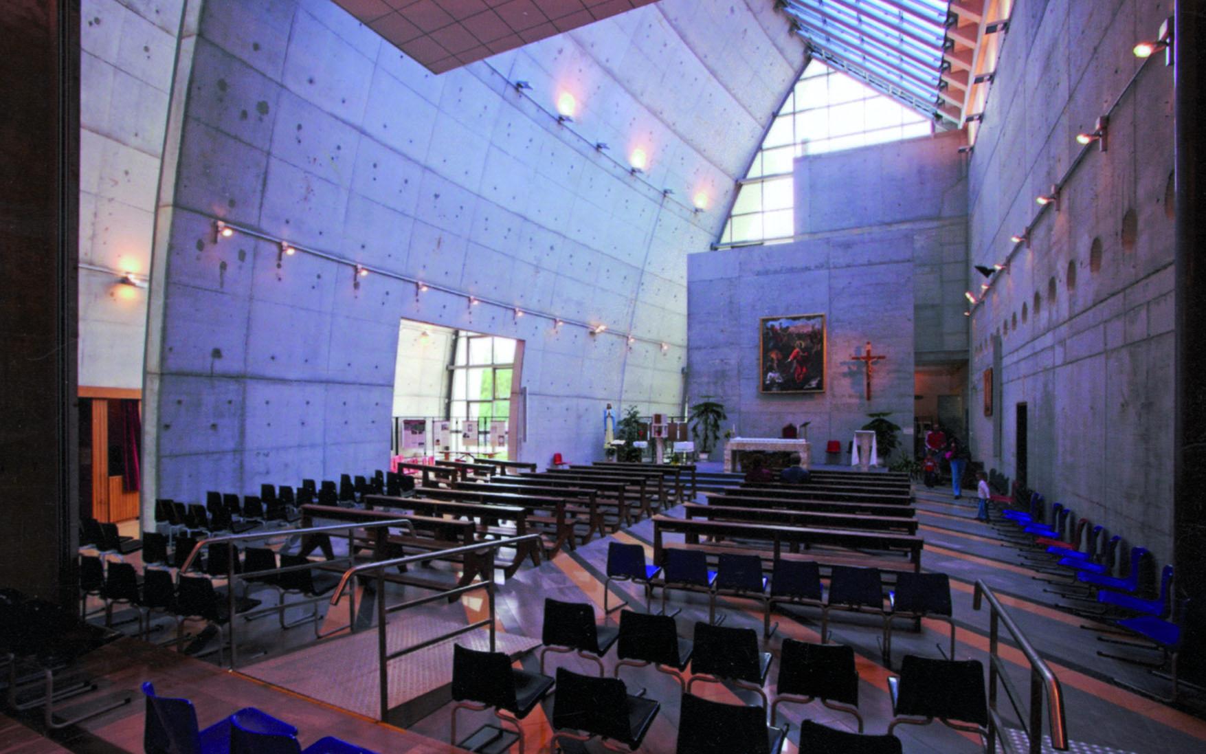 Interno chiesa
